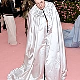 Ezra Miller at the 2019 Met Gala