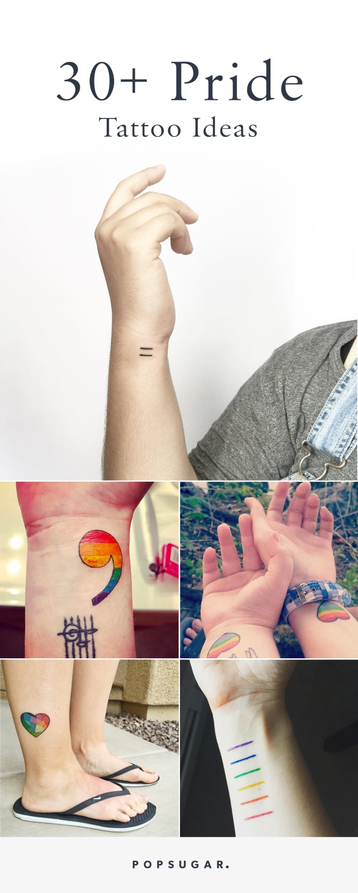 Gay Pride Tattoos Popsugar Australia Love Sex