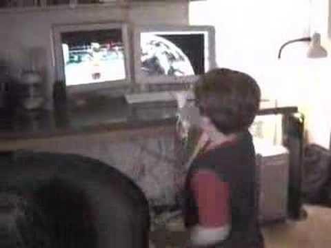 Crazy Wii Video: Kids Love It Too