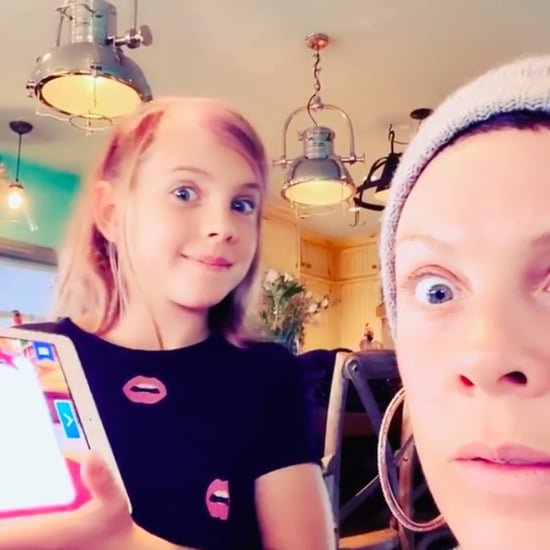 Pink Shares Her Family's Quarantine Schedule on Instagram