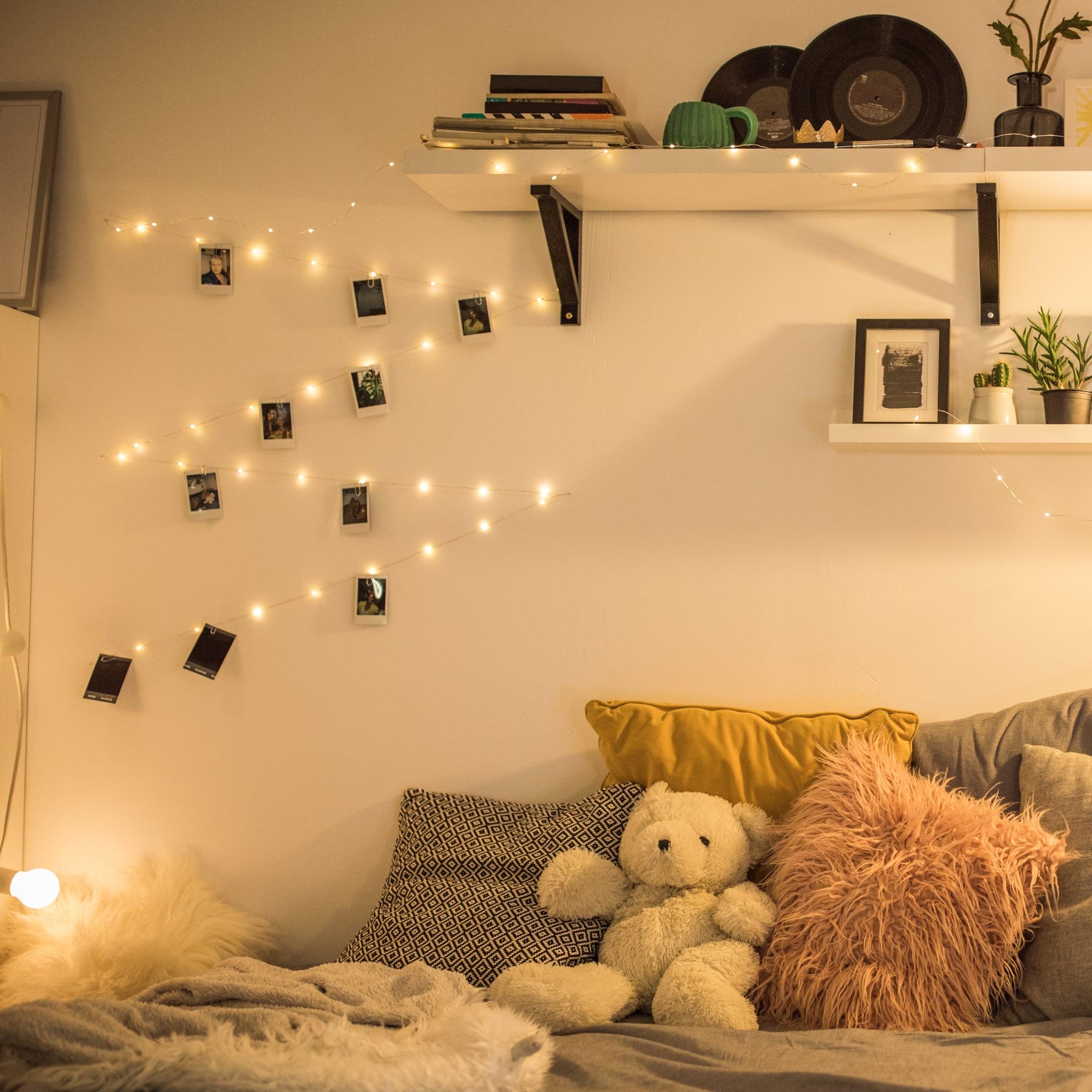 Diy Christmas Light Ideas For Year Round Decorating Popsugar Smart Living