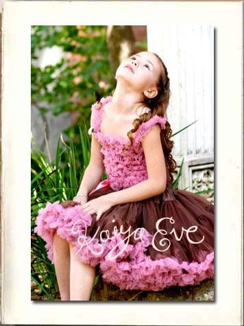 Kaiya Eve Tutu Dresses