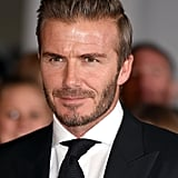 May 2 — David Beckham