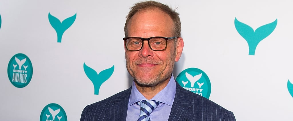 Alton Brown's Tips For Making the Perfect Margarita Are Hilariously Unexpected