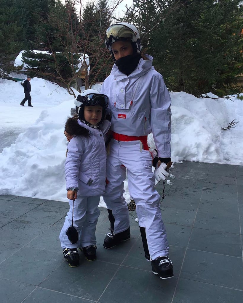 Beckham Family Vacation to Whistler 2017 | POPSUGAR Middle ...