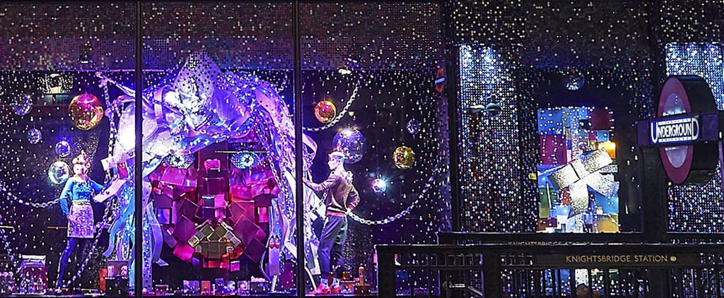 Best Department Store Holiday Windows 2015