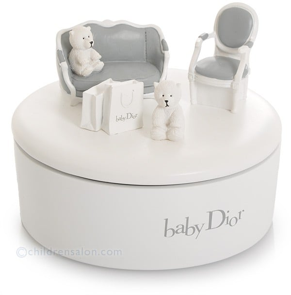 Baby Dior Exclusive Music Box ($156)