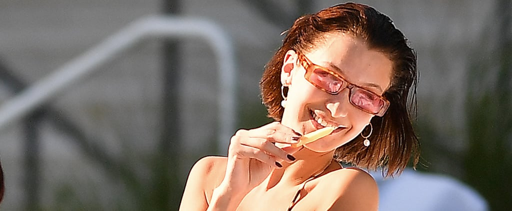 Bella Hadid in a Bikini in Miami December 2019 | Pictures