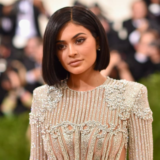 Kylie Jenner's Hair and Makeup at the 2016 Met Gala