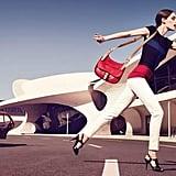 Longchamp Spring 2013