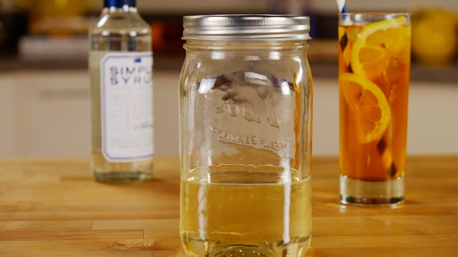 Simple Syrup Made Even Easier