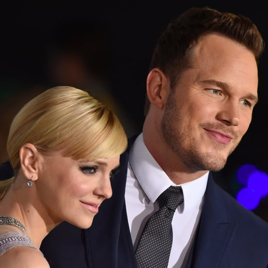 Chris Pratt and Anna Faris Divorce Details