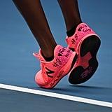 Tennis Players Honor Kobe Bryant at the Australian Open