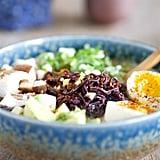 Spicy Black Rice Ramen Bowl