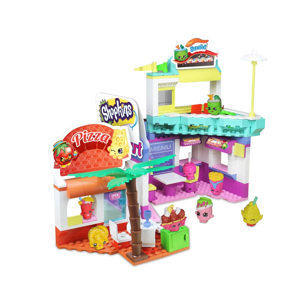For 6-Year-Olds: Shopkins C3 Deluxe Set Food Court
