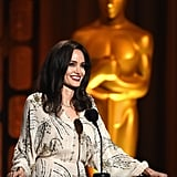 Angelina Jolie Dancing With 89-Year-Old Director Will Make 2017 a Little More Tolerable