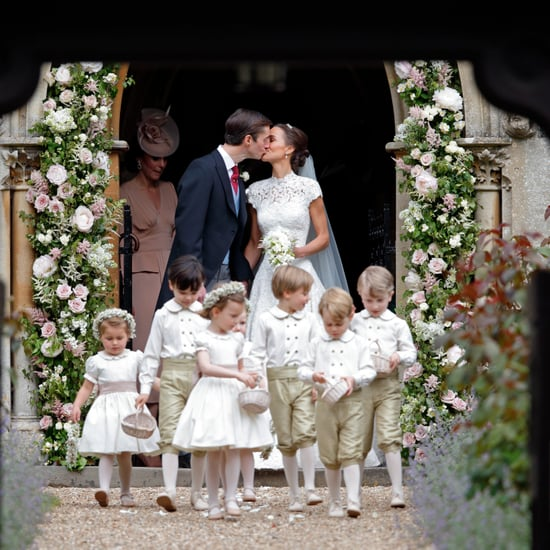 Food at Pippa Middleton's Wedding