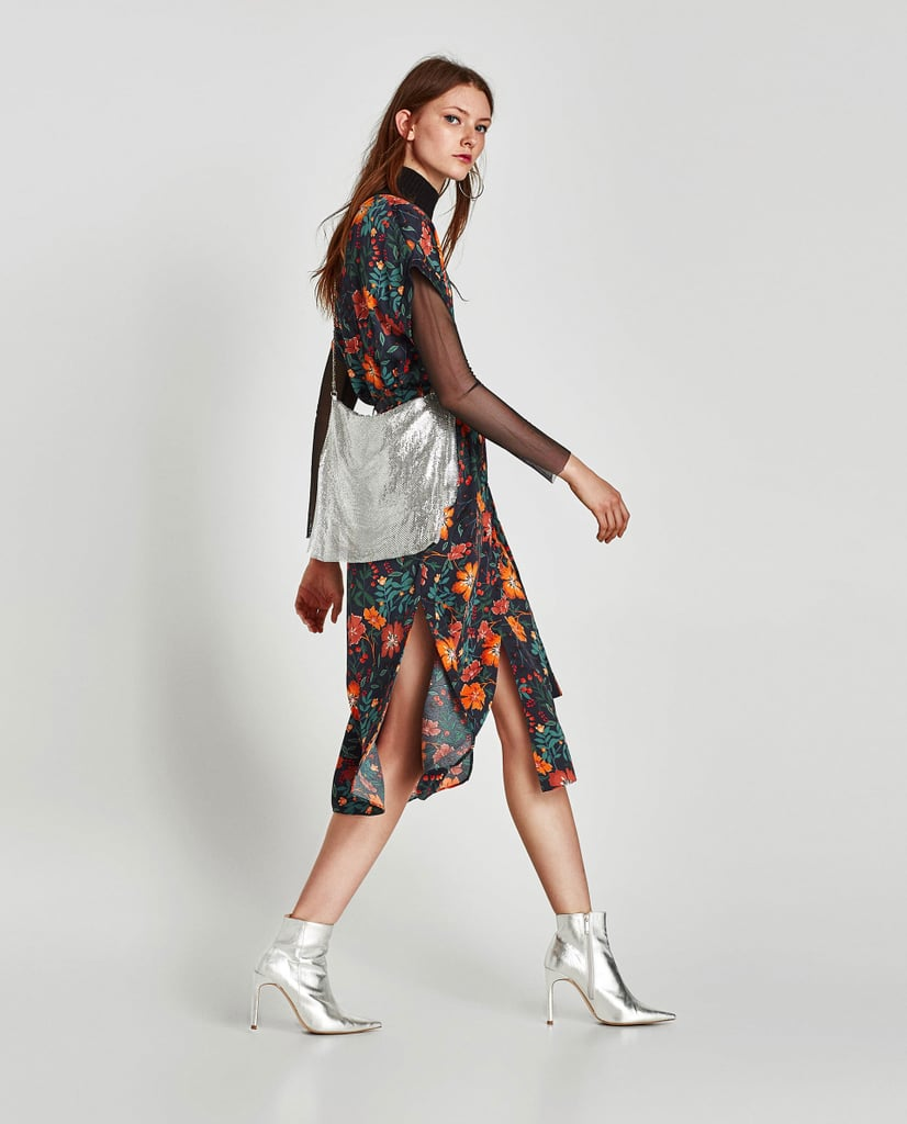 Zara Chainmail Crossbody Bag