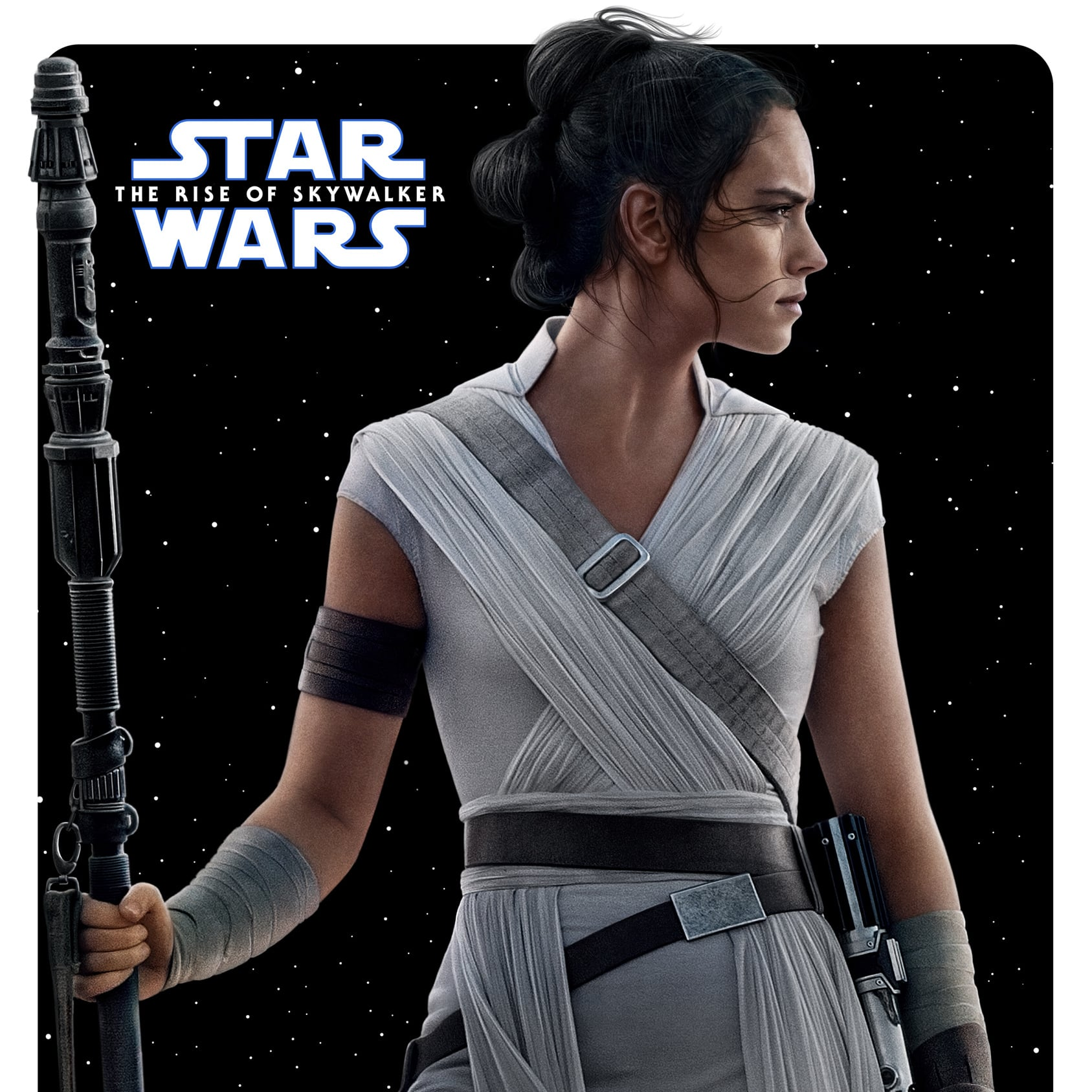 See Every Star Wars The Rise Of Skywalker Character Poster Popsugar Entertainment