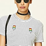 Popsicle Stripe Tee