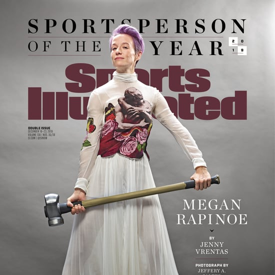Megan Rapinoe's Sports Illustrated Cover December 2019