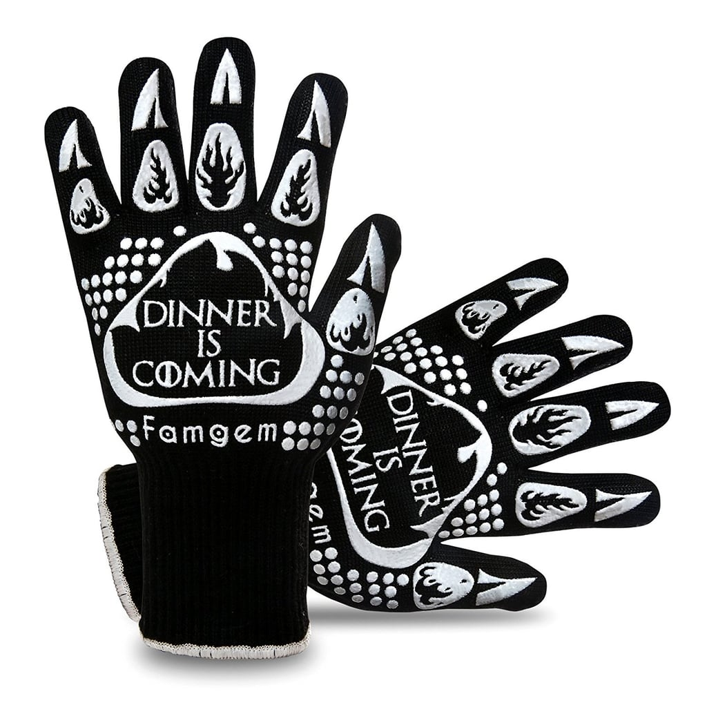 Famgem Grill Gloves Oven Mitts