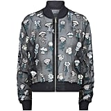 Markus Lupfer Mexican Flower Charlotte Jacket (£435)