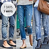 You may call them boyfriend jeans. We're calling them the denim that launched a thousand tweets.