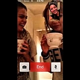 When They Were FaceTime Buddies