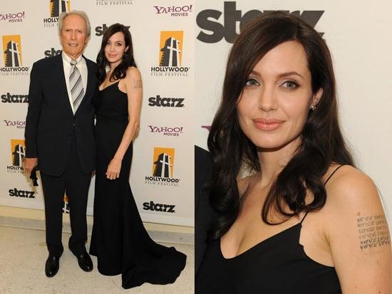 Angelina Jolie's Stylist Jennifer Rade Talks About Her Clothes