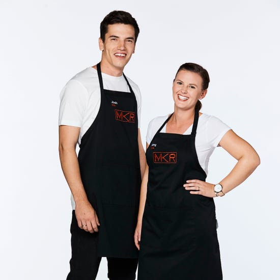 Josh and Amy My Kitchen Rules 2017 Elimination Episode