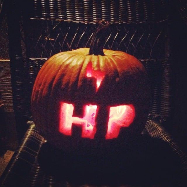 HP initials