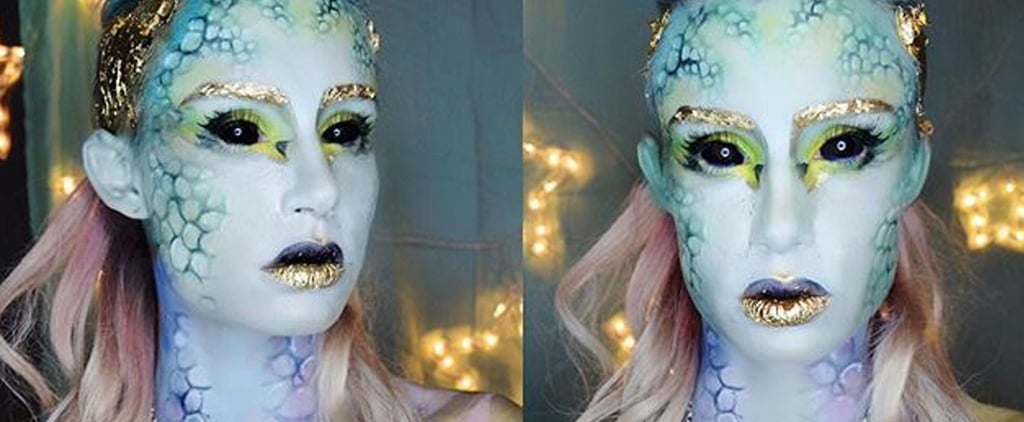 "This ""Extraterrestrial Mermaid"" Proves You Shouldn't Scale Back This Halloween"