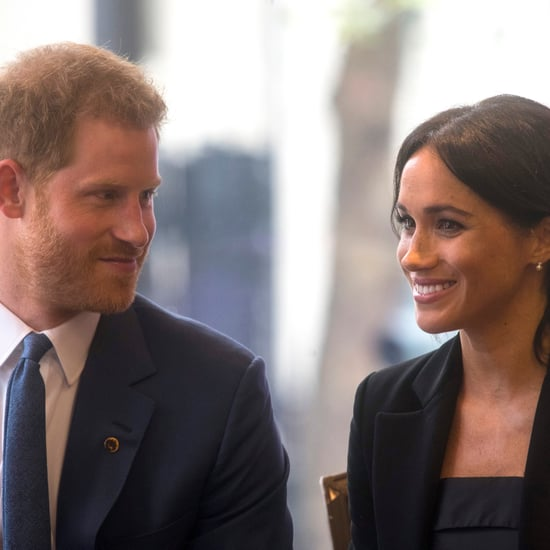 Prince Harry Mentions Meghan Markle in His WellChild Speech