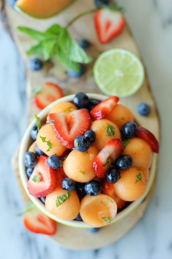 Healthy Cantaloupe Recipes