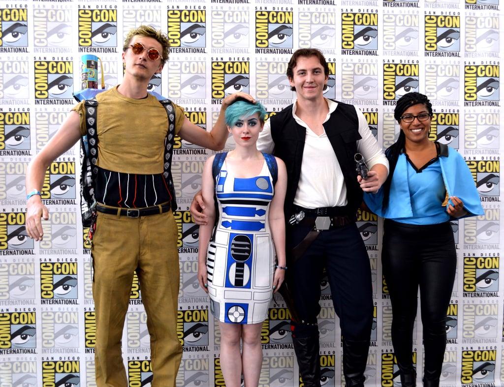 Comic-Con Cosplays 2016
