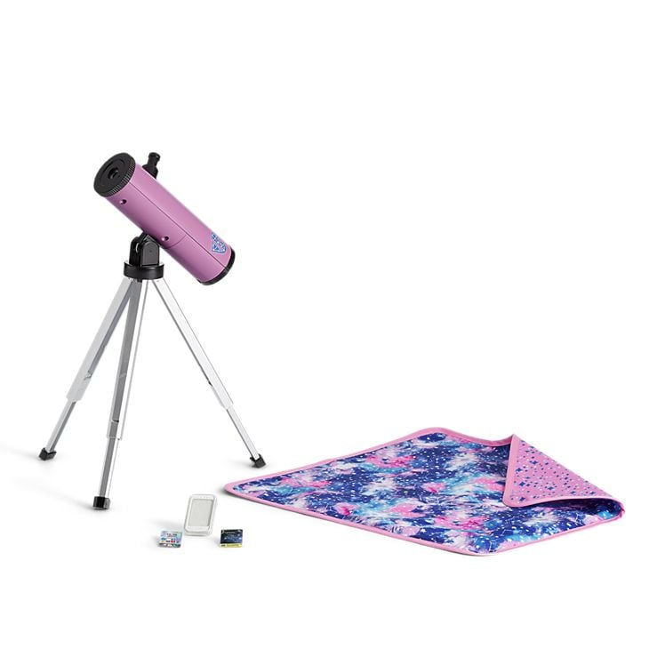 Luciana's Telescope and Projector Set