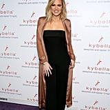 Khloé in NYC in 2016