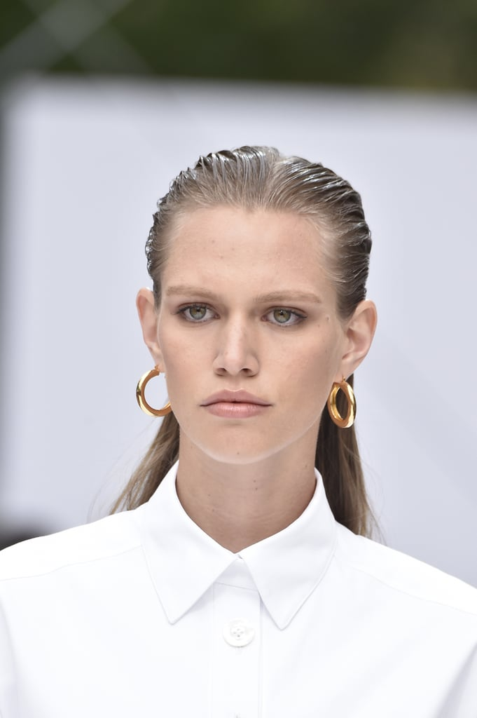 Spring Jewelry Trends 2020: Oversize Hoops