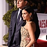 Channing Tatum and Jenna Dewan Tatum on the Red Carpet Is Like the Sun — You Can't Look Directly at It