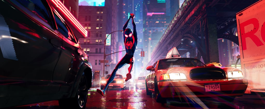 Stan Lee's Cameo in Spider-Man: Into the Spider-Verse