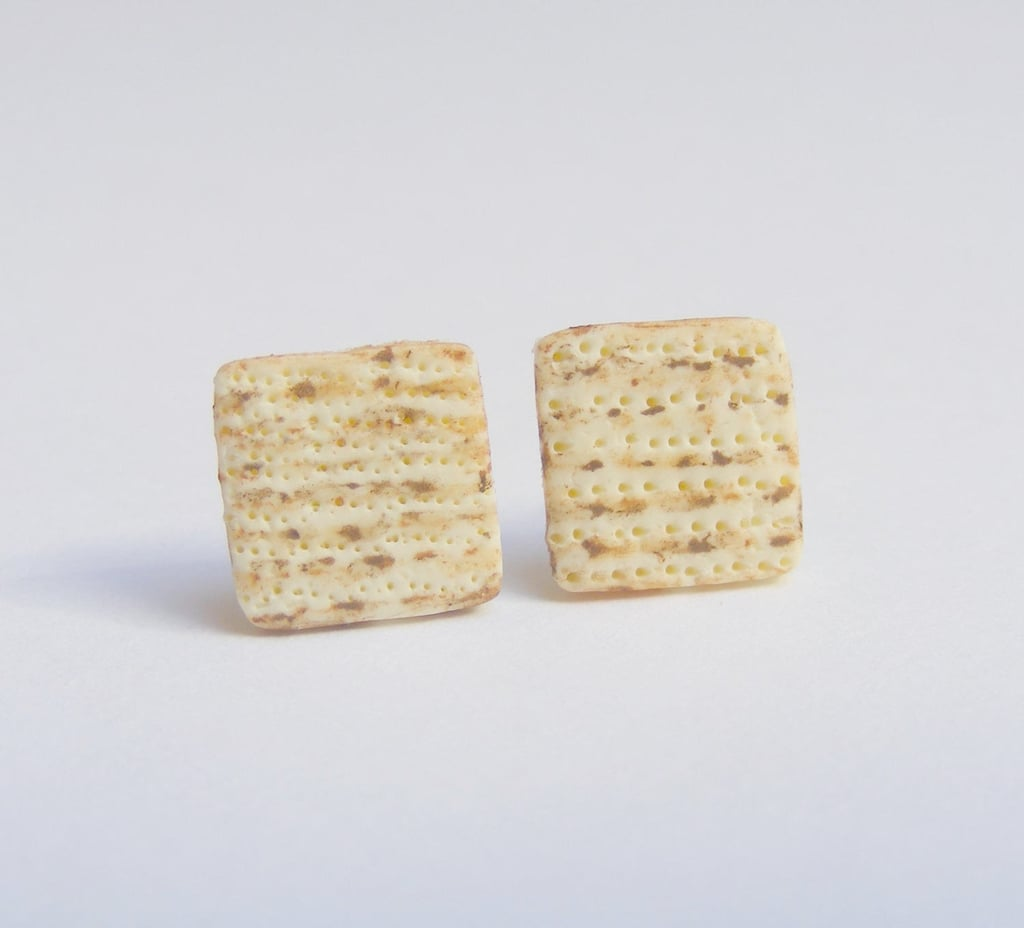 Matzo Earrings