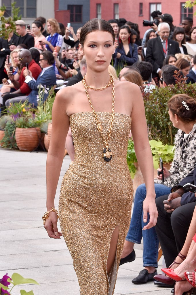 Pictured: Bella Hadid