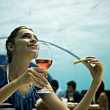 Eat at an Underwater Restaurant