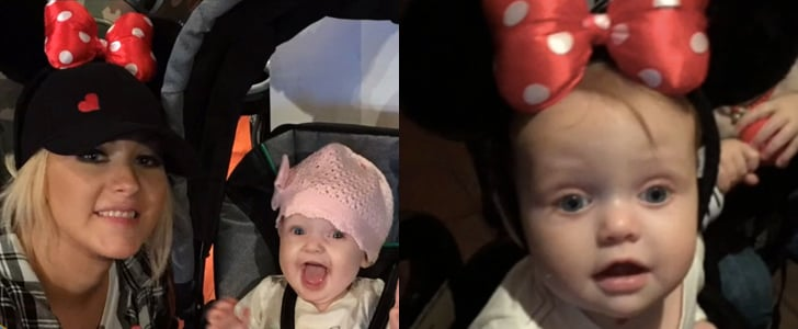 Christina Aguilera Shares Precious Pictures of Her Baby Girl at Disneyland