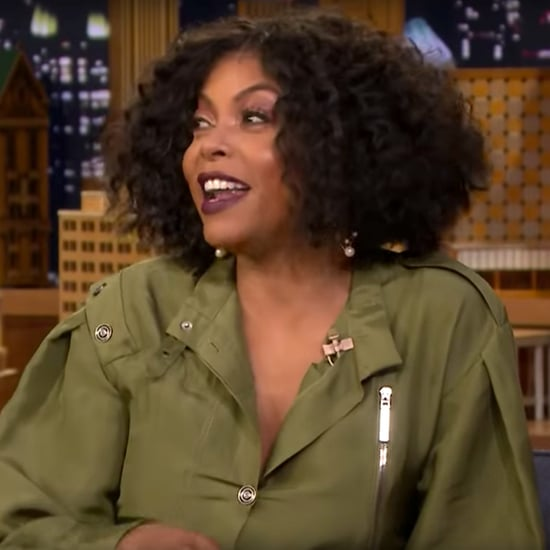 Taraji P. Henson Talks About Engagement With Jimmy Fallon
