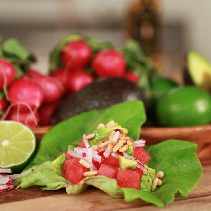Watermelon Tacos | Watermelon Recipes For Kids | POPSUGAR Moms Photo 2