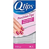 Another Secret Weapon: Q-tips Cotton Swabs, Precision Tips