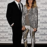 Pip Edwards and Adam Ashley-Cooper at a Madison Magazine event in 2010