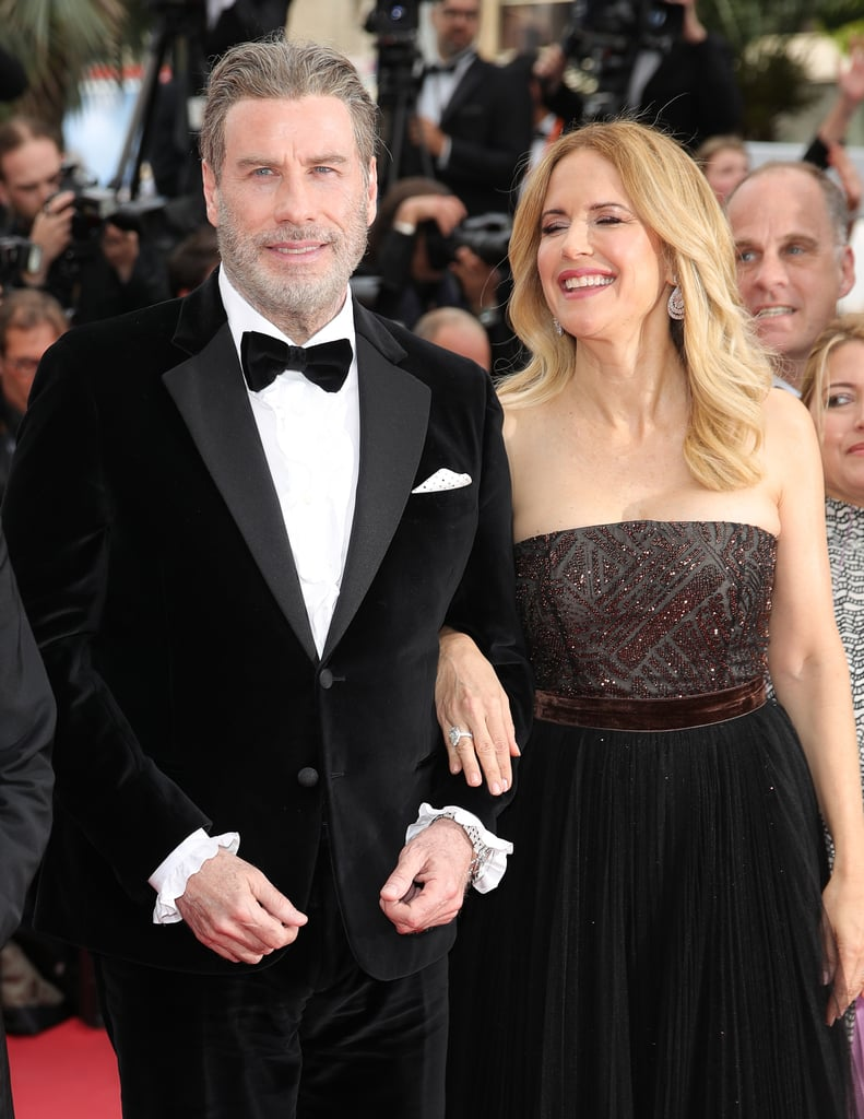 John Travolta and His Family at Cannes Film Festival 2018 | POPSUGAR